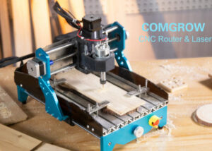CNC router milling machine