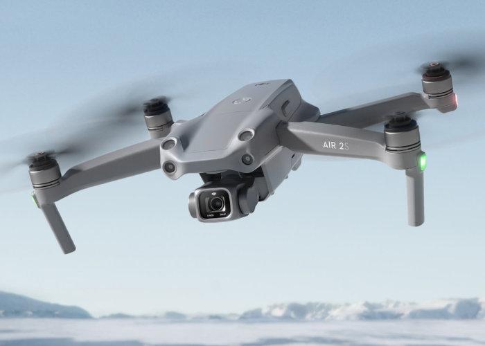 DJI Air 2S camera drone