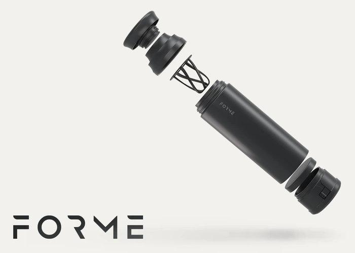 Forme supplement shaker