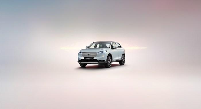 Honda HR-V hybrid