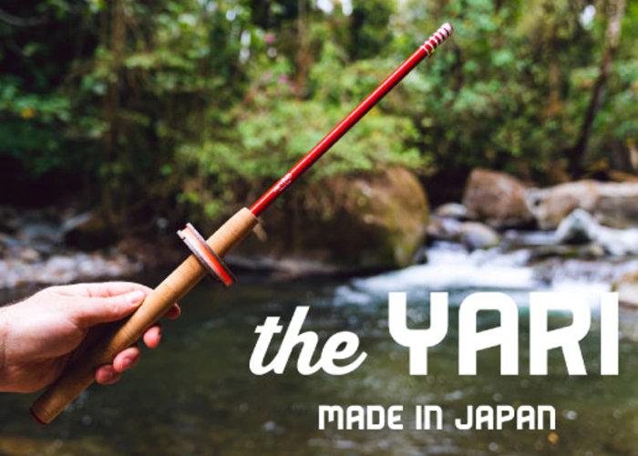 Tenkara fishing rod