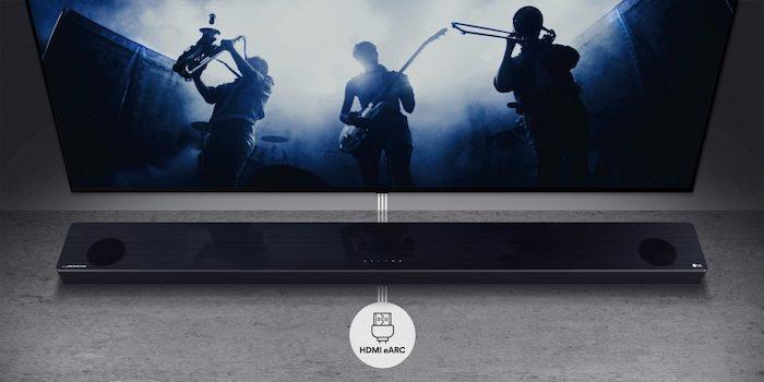 LG Soundbars