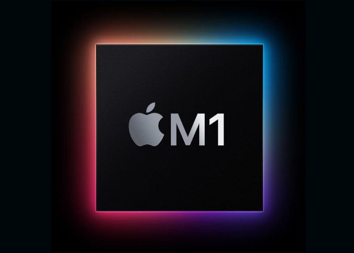 Apple M2 Silicon processor