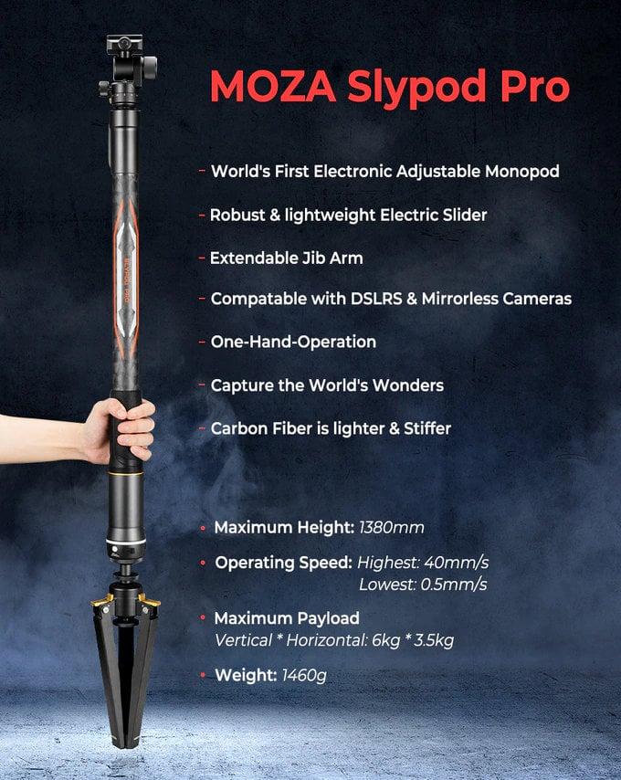MOZA Slypod Pro