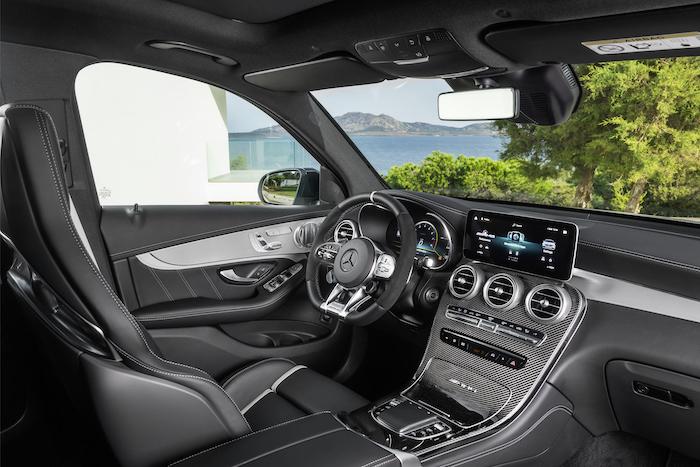 Mercedes AMG GLC 63 S SUV