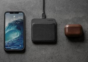 Nomad Base Station Mini wireless charger