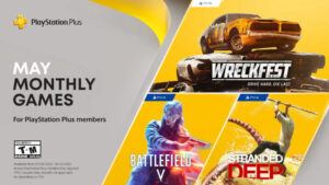 PlayStation Plus games May 2021