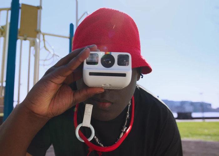 Polaroid Go compact instant camera