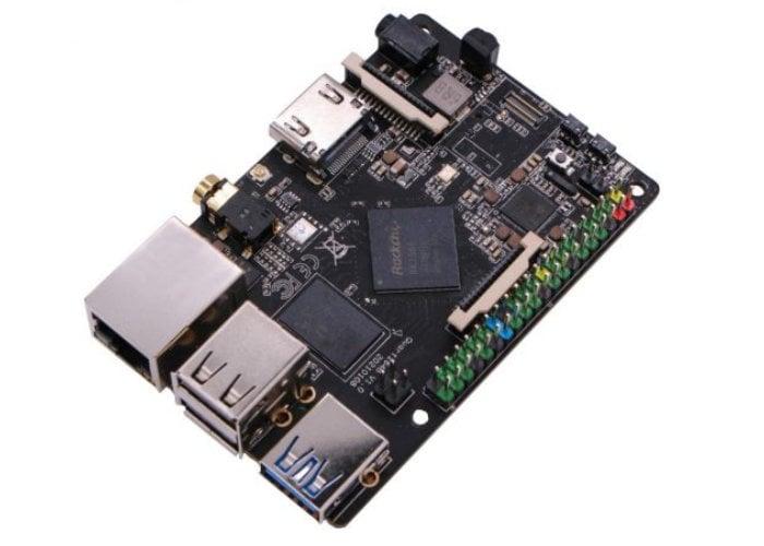 Pine64 Quartz64 Model B mini PC