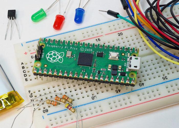 Raspberry Pi Pico Arduino IDE