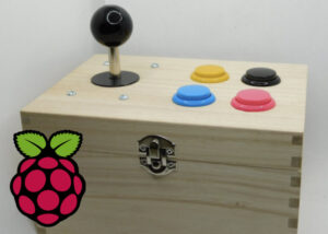 Raspberry Pi USB games controller