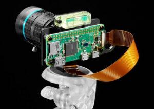 Raspberry Pi Zero Pro Plate for HQ Camera