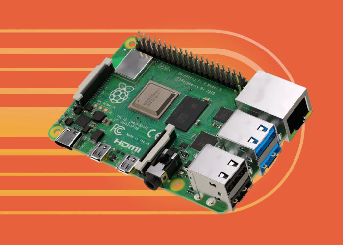 Raspberry Pi Edge