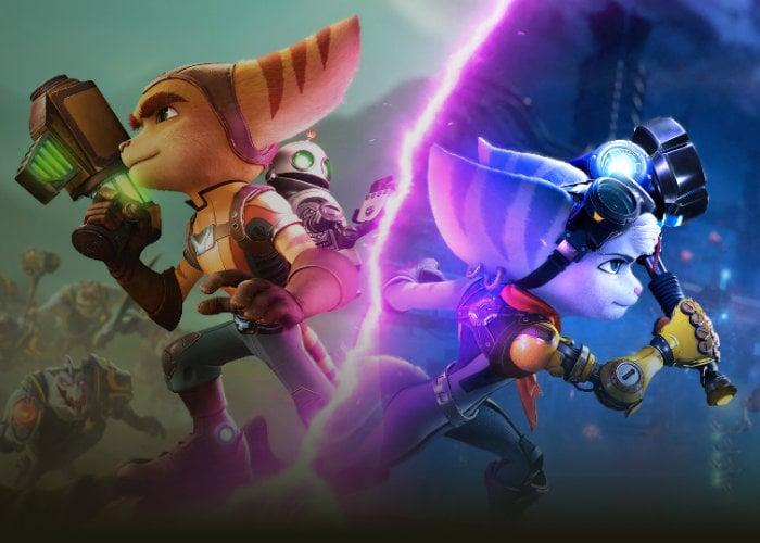 Ratchet & Clank: Rift Apart gameplay