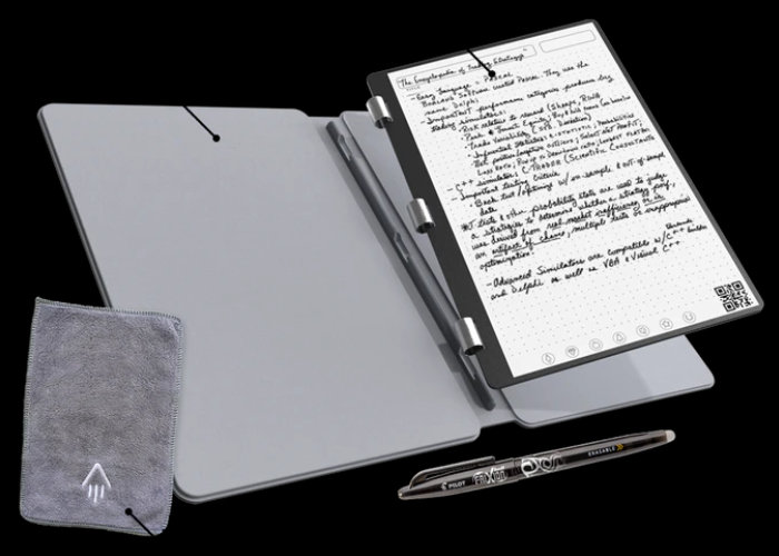 Rocketbook cloud-connected notebook