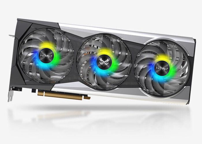 AMD RX 6900 XT graphics card