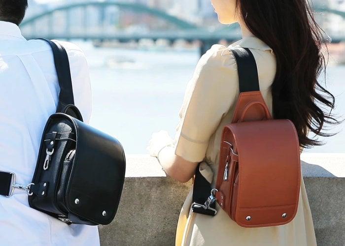 SaKuRandoseru sling backpack