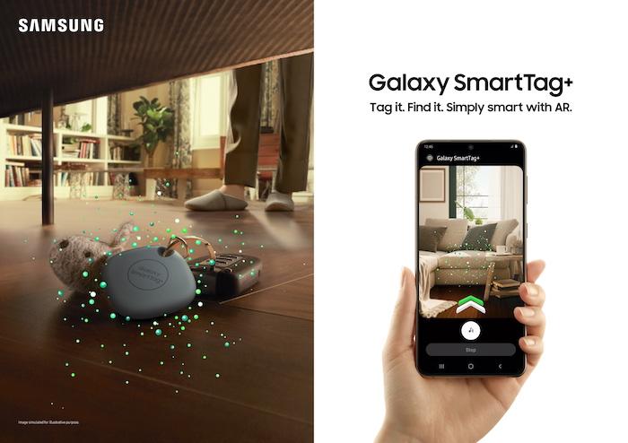 Samsung Galaxy Smart Tag+