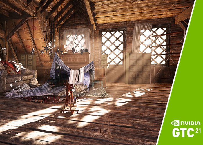 Unreal Engine 4 RTX and DLSS Demo