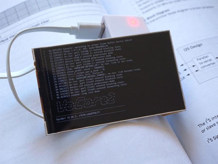 VoCore2 Mini Linux Computer Bundle