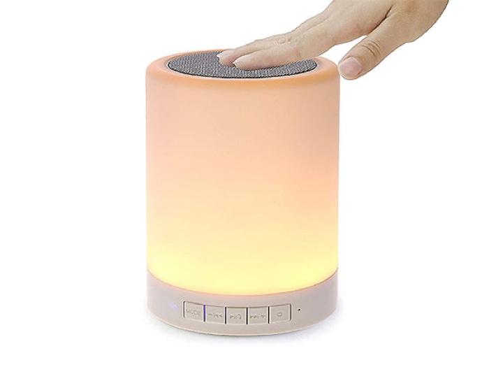 X1 Touch Bedside Lamp Speaker