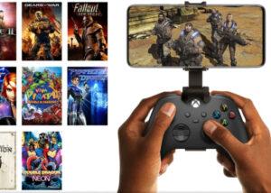 Xbox Cloud Gaming Beta Backward Compatibility