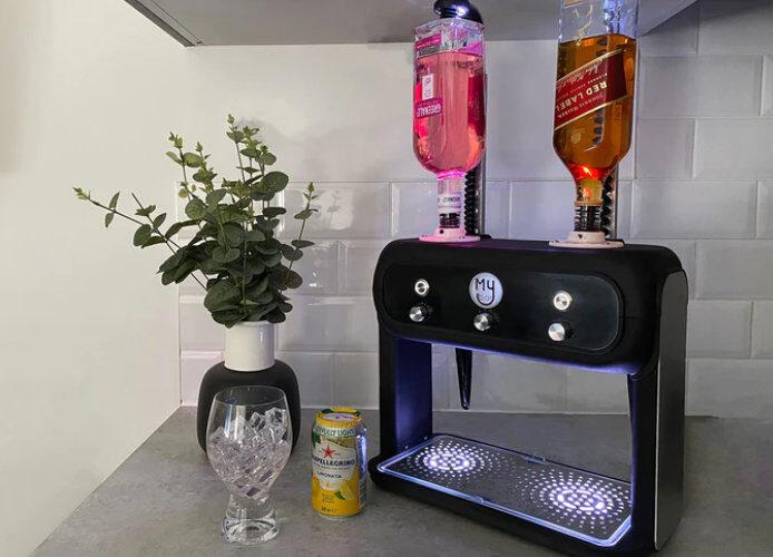 drinks mixing machine