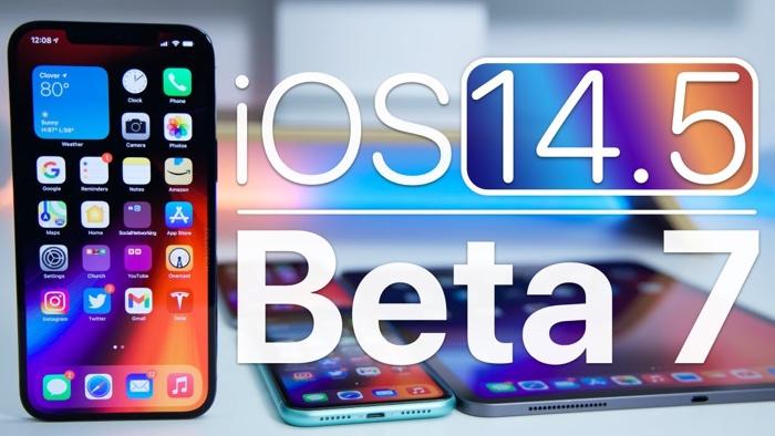 iOS 14.5 beta 7