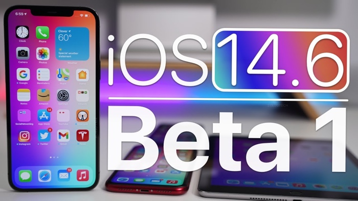 iOS 14.6 beta 1