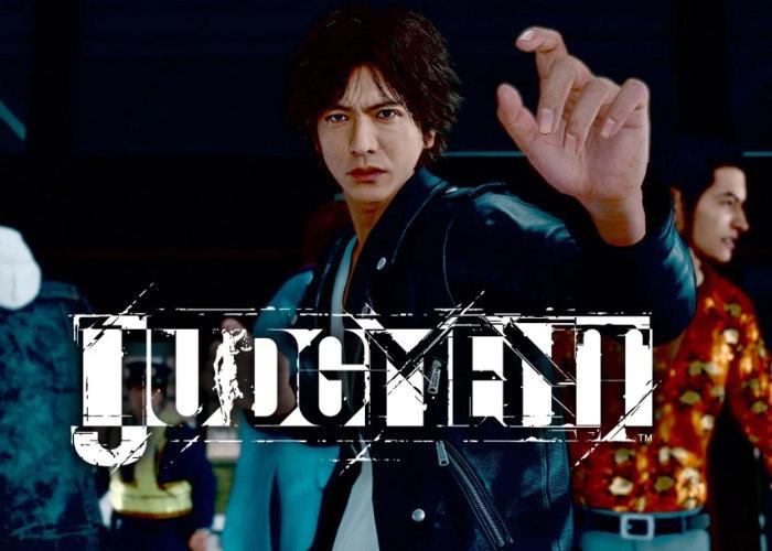 judgement PlayStation 5