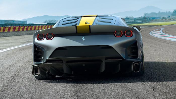 special edition Ferrari 812 Superfast