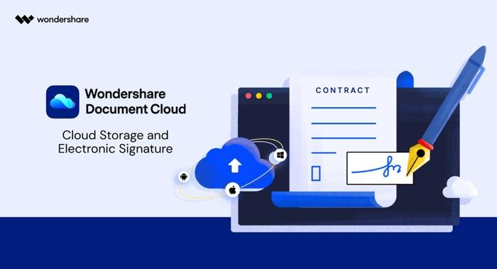 Wondershare Document Cloud