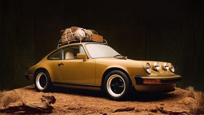 Porsche & Aimé Leon Dore 911 sc