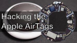 Apple AirTag hack