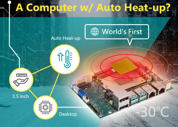 Auto Heat-Up mini PC