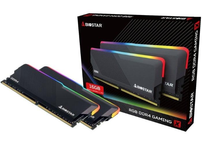 DDR4 gaming memory