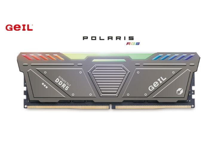 GeIL DDR5 RGB gaming memory
