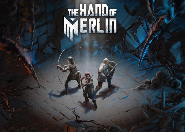Hand of Merlin