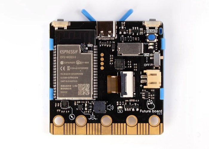KittenBot Future Board ESP32 AIOT Python Education Kit $30