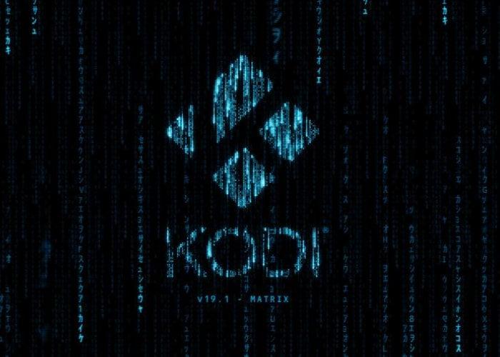 Kodi software