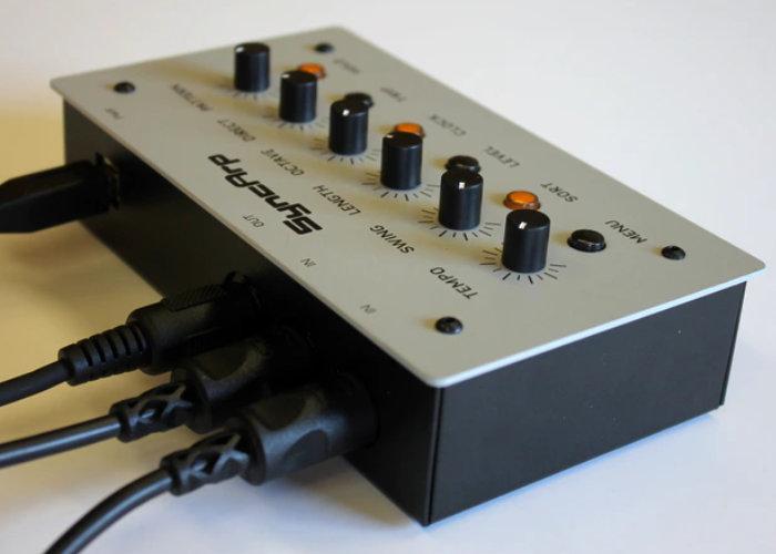 MIDI Arpeggiator