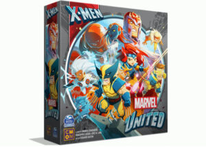Marvel United X-Men board game