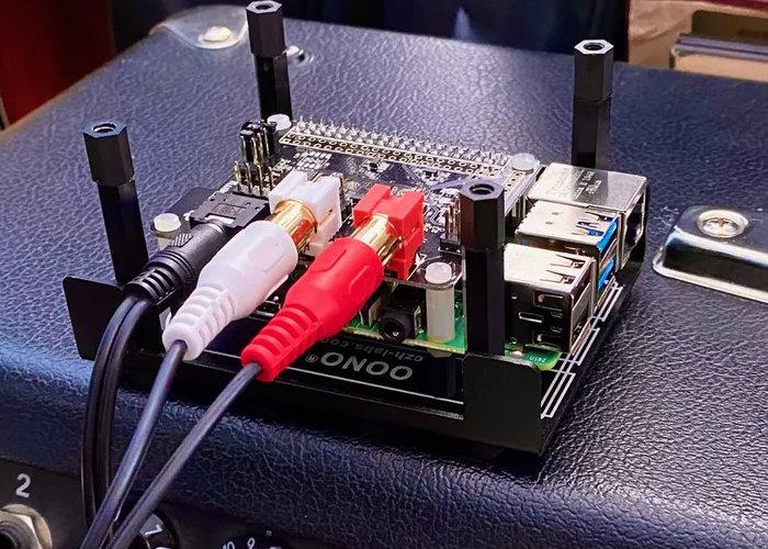 NeuralPi Raspberry Pi吉他踏板