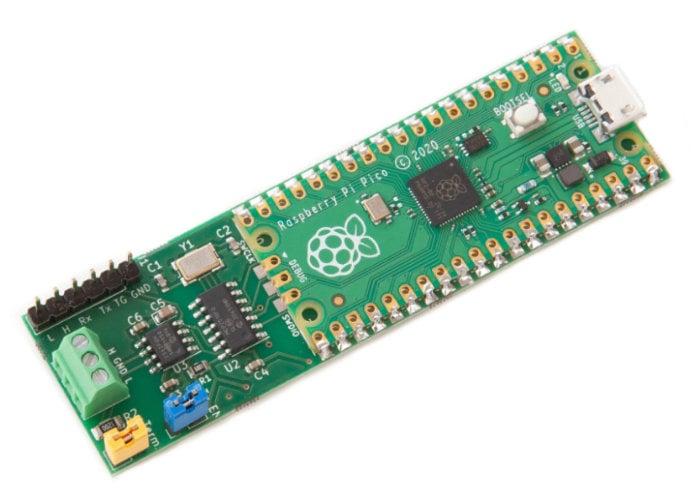 Raspberry Pi Pico CAN Bus board