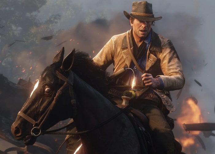 Red Dead Redemption 2 VR Mod