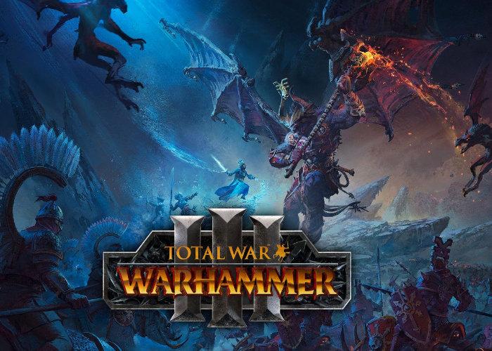 Total War Warhammer 3 gameplay