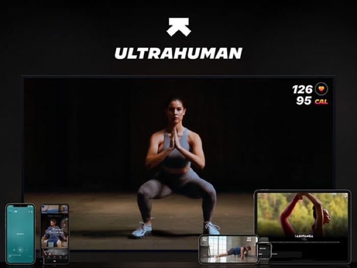Ultrahuman Holistic Fitness App