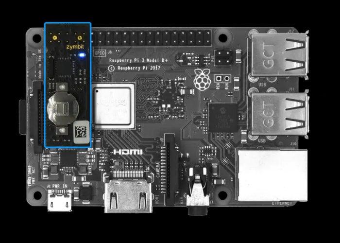 Raspberry Pi security module