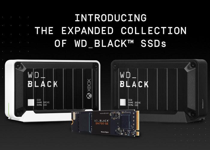 console SSD