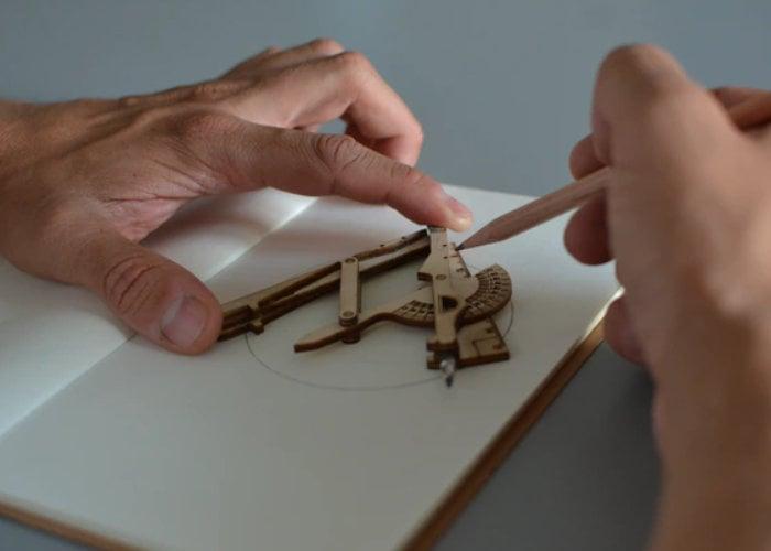 pocket drawing tool